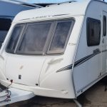 Abbey Vogue 470 at Sudbury Caravans