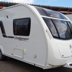 Challenger Sport 524 SR at Sudbury Caravans